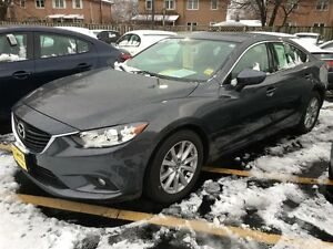 2014 Mazda MAZDA6 GS, Automatic, Leather, Sunroof, Heated Seats