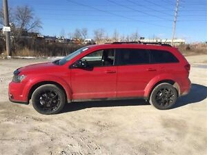 2016 Dodge Journey SXT - FWD, 3.6L V6 **DEMO**