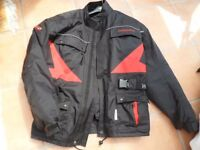 Weis Motorcycle Jacket for sale