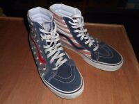Vans World No 1 skateboard shoe Mens US size 10 (42 European)