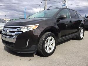 2013 Ford Edge SEL, CERTIFICATION CHAMBLY MAZDA