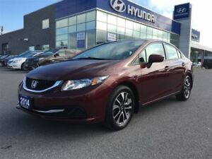 2014 Honda Civic EX *Sunroof*