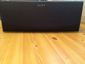 SONY HOME CINEMA CENTER SPEAKER, 8 Ohms, FULLY WORKING, CRYSTAL CLEAR SOUND, EXCELLENT CONDITION.