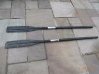 Pair Of Oars,