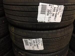 235/60/17 Michelin Primacy MXV4 *Allseason Tires*