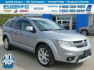2016 Dodge Journey *Rem St *Htd Lthr *CD-MP3 Play *AWD