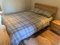 Bensons for Beds Dounle Bed Free