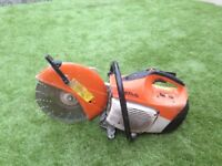 Stihl saw for for sale ts410 average condition