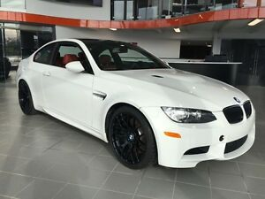 2011 BMW M3 *LTHR *BTOOTH *HTD SEATS *LOW KM