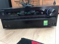 ONKYO TX-NR609 AV Surround Receiver 7.2 Channel THX AV Receiver