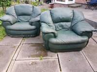 Free 2 armchairs