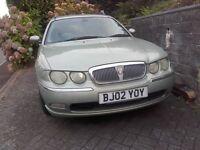 Rover 75 Diesel Estate - NOW SOLD