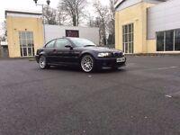 BMW M3 E46 3.2 338 BHP Dec 2002