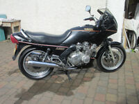 Yamaha XJ900F for sale, 100% reliable, great tourer, emerging classic