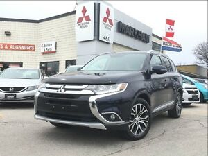 2016 Mitsubishi Outlander GT Navigation - Clean Carproof
