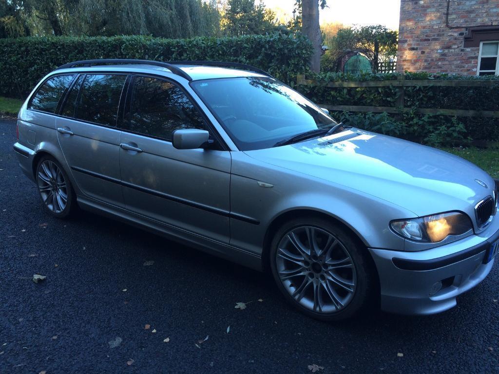 BMW 330 D, M SPORT ESTATE, TOURING