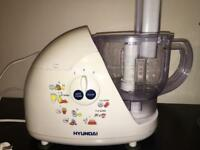 Hyundai food processor