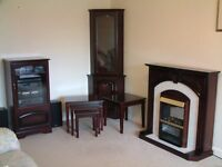 Mahoganay furniture for sale. Very good condition !!