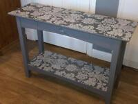 Console/dressing table
