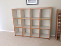 Bookcase from Ikea