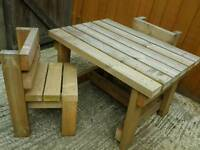Childs garden furniture