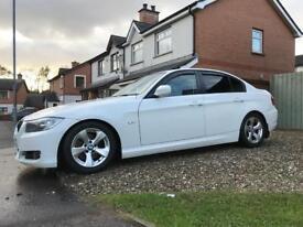 2011 BMW 320D Efficiency Dynamics