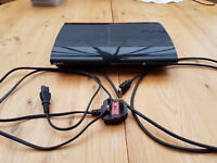Sony PlayStation 3 250GB boxed with 9 games