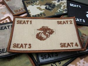 u s marines usmc custom name tapes name brand military embroidery velcro patch. Black Bedroom Furniture Sets. Home Design Ideas
