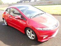 2007 Honda Civic Type S Diesel