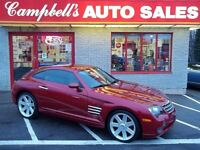 2004 Chrysler Crossfire LIMITED!! HEATED LEATHER!! 3.2L MERCEDES