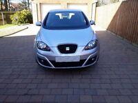 ## Exceptional Nov.2013 Seat Altea SE Copa (26000 mls) 1.6Tdi 5 Door Hatchback - Top of the Range ##