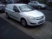 Vauxhall Astra van 59 reg 1.3 CDTI 116000 miles 10 months MOT