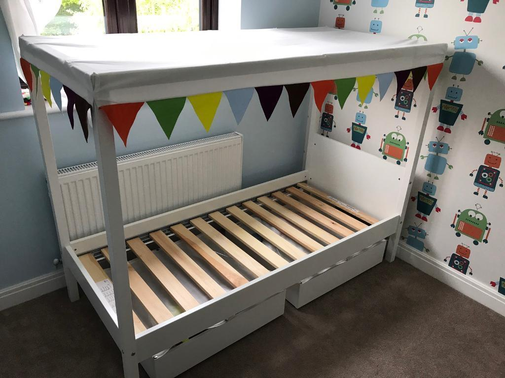 Comment Faire Ilot Central Ikea ~ Ikea Toddlers Bunting Bed Only 1 Year Old In Chorley Lancashire