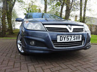 57 VAUXHALL ASTRA SRI 1.8,MOT FEB 018,2 OWNERS,PART SERVICE HISTORY,LOW MILEAGE,STUNNING EXAMPLE