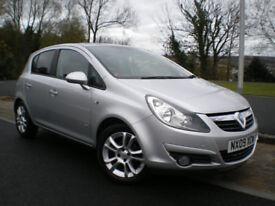 Vauxhall Corsa 1.4 i 16V SXI 5dr Hatchback * Full SERVICE HISTORY * 3 Months WARRANTY