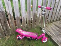 Pink Junior Space Scooter