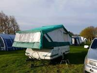 Pennine Pullman 535 se trailer tent