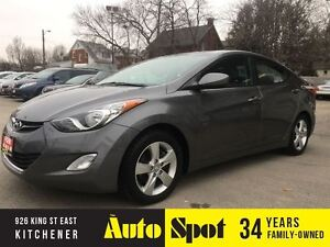 2012 Hyundai Elantra GLS/MOONROOF/METICULOUSLY MAINTAINED !!