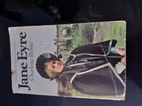 Old Jane Eyre book