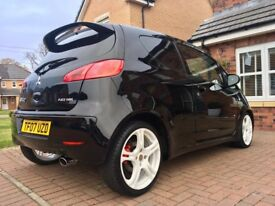 VERY RARE CAR MITSUBISHI COLT CZT BLACK HAWK, ONLY 200 OF THESE EVER MADE