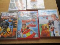 childrens new dvds. all sealed