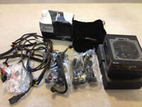 PC PSU Seasonic Platinum 1000w Power Suuply Unit model SS-1000w Used but great condition