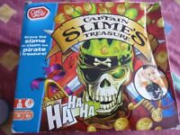 Kids Chad Valley Captain Slime's Treasure Game