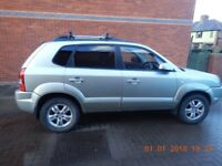 Hyundai Tucson Exceptional Condition
