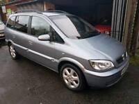 Vauxhall zafira 1.6 2005