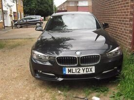 BMW 318d sport, almost new . Gearbox: Manual, diesel, Price: £9990