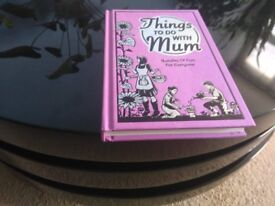 Things To Do With Mum. WRITTEN BY ALISON MALONEY. Like New. Collection