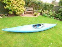 Kayak - general purpose plactic Dancer