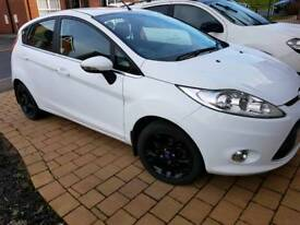 FORD FIESTA ZETEC FULL YEAR MOT