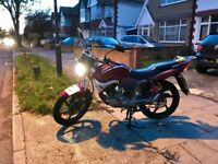 **ONE OWNER ** 2016 KYMCO PULSAR S 125 **LOW MILEAGE**
